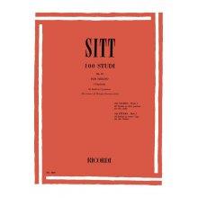 SITT H. 100 Studi Op.32 Fasc.1