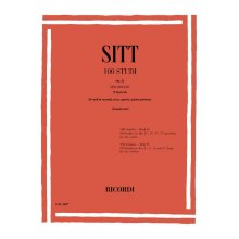 SITT H. 100 Studi Op.32 Fasc.2