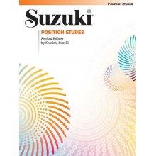 SUZUKI S. Position Etudes