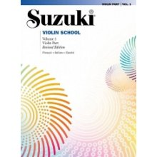 SUZUKI S. Violin School (Violin Part 1)