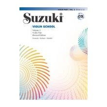 SUZUKI S. Violin School (Violin Part 2 +CD)