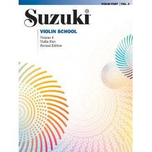 SUZUKI S. Violin School (Violin Part 4)