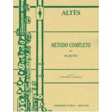 ALTES Metodo Completo per Flauto (Carraro)