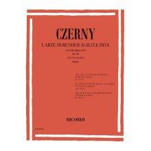 CZERNY C. L'Arte di render agili le dita Op.740