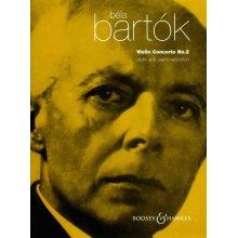 BARTOK B. Violin Concerto No.2