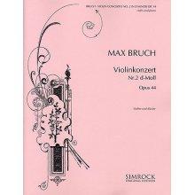 BRUCH M. Concerto d-moll op.44