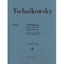 CIAIKOWSKI P. Violinkonzert D-dur Op.35