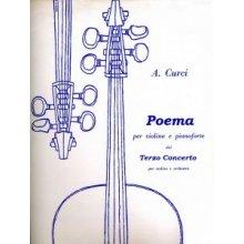 CURCI A. Poema (dal Terzo Concerto)