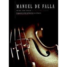 """DE FALLA M. Arrangiamenti da """"El Amor Brujo"""""""