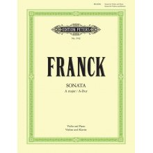 FRANCK C. Sonata A major Violin and Piano