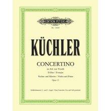 KUCHLER F. Concertino D-Dur op.15