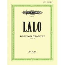 LALO E. Symphonie Espagnole op.21