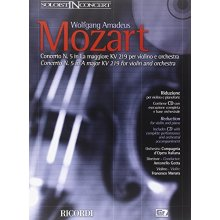 MOZART W.A. Concerto N.5 KV219 +CD