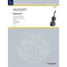 MOZART W.A. Konzert A-Dur KV219