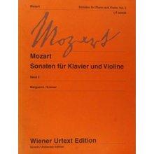 MOZART W.A. Sonaten fur Klavier und Violine Band 2