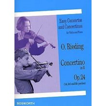 Rieding O. Concertino in G op.24