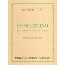 CURCI A. Concertino in La minore