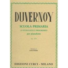 DUVERNOY J. 25 Studi Facili e Progressivi op.176