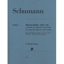 SCHUMANN R. Marchenbilder Op.113