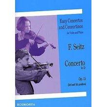 SEITZ F. Concerto in D Op.15