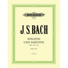 BACH J.S. Sonaten und Partiten BWV 1001-1006 (Flesch)