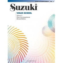 SUZUKI Violin School Vol.2 Piano Part