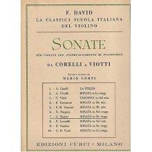 TARTINI G. Sonata in Re magg. (Corti)