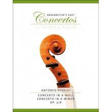 VIVALDI A. Concerto in A minor Op.3/6