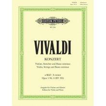 VIVALDI A. Konzert a-Moll Op.3 N.6 RV356