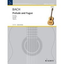 BACH J.S. Prelude and Fugue BW998