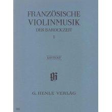 AA.VV. Französische Violinmusik der Barockzeit 1