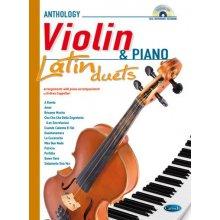 CAPPELLARI A. Latin Duets Violin & Piano