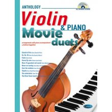 CAPPELLARI A. Movie Duets Violin & Piano