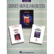 DISNEY Movie Favorites Easy Violin