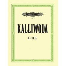 KALLIWODA J.W. 2 Duos Op.70