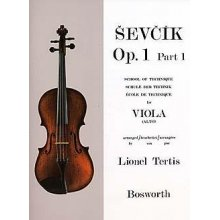 SEVCIK O. School of Technique Op.1 Part 1