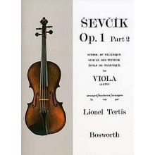 SEVCIK O. School of Technique Op.1 Part 2
