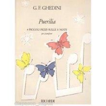 GHEDINI G.F. Puerilia