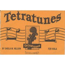 NELSON S. Tetratunes for Viola