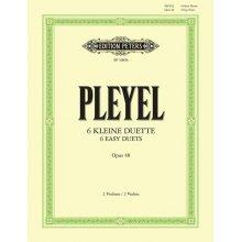 PLEYEL I. 6 Duos Op.48 2 Violinen