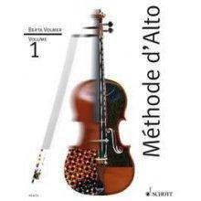 VOLMER B. Méthode d'Alto vol.1