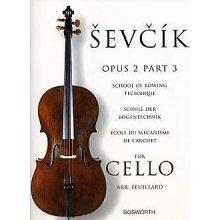 SEVCIK-FEUILLARD Schule der Bogentechnik Op.2 Part 3