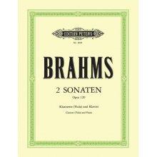 BRAHMS J. Sonaten Op.120 Viola und Klavier +CD