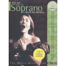 CANTOLOPERA Arie per Soprano Vol.3