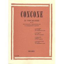CONCONE 15 Vocalizzi Op.12