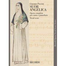 PUCCINI Suor Angelica (canto e piano)
