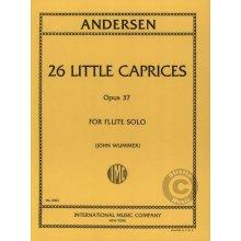 ANDERSEN 26 Little Caprices Op.37