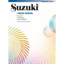 SUZUKI S. Violin School (Violin Part 3)