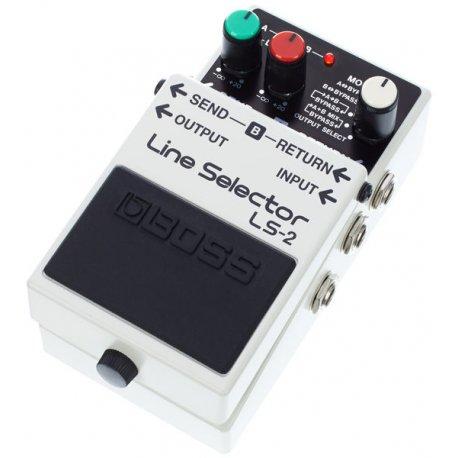 BOSS LS2 Line Selector