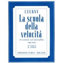 CZERNY C. La Scuola della Velocità Op.299 (Longo)